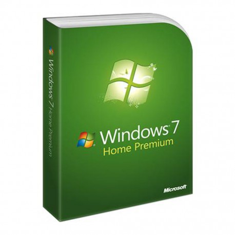 Windows 7 Home Premium 32/64 bits