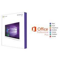 Windows 10 Professional en Office 2016 Professional