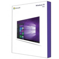 Microsoft Windows 10 Professional Retail 32 en 64 bits